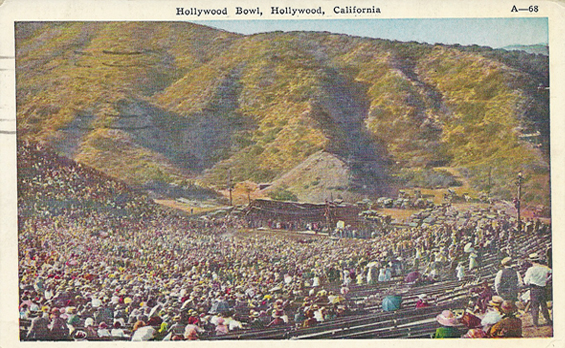 1920s Hollywood Bowl