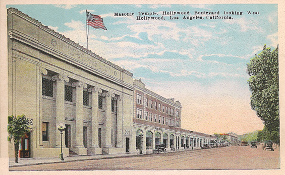 1921 Masonic Temple